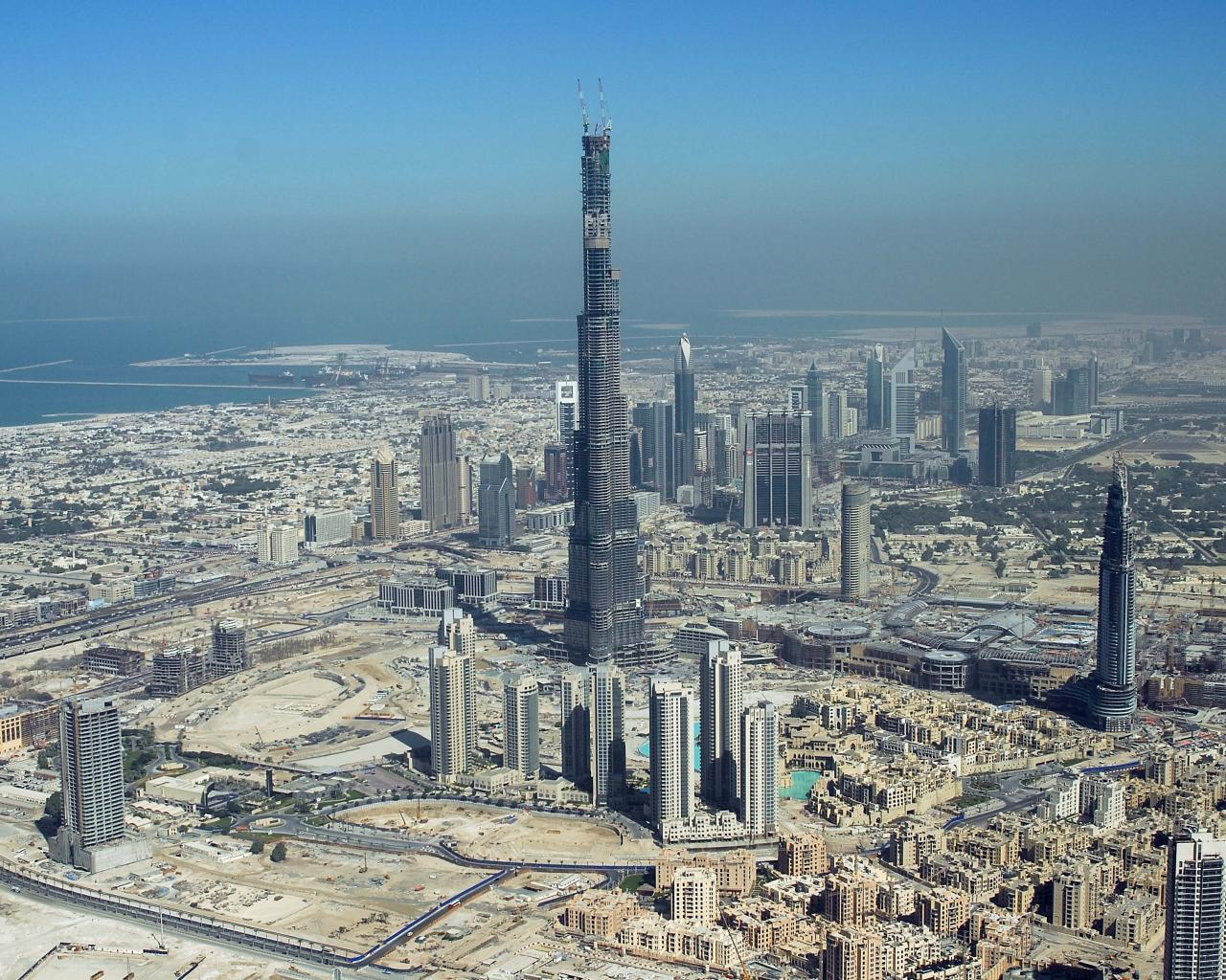 Burj khalifa facts and information the tower info for Construction info