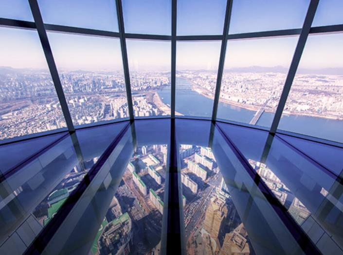 Lotte World Tower Facts And Information The Tower Info